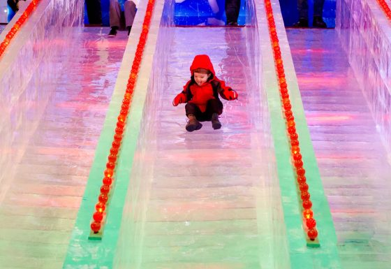 Gaylord Palms ICE! Featuring Christmas Around the World 8 Daily Mom Parents Portal