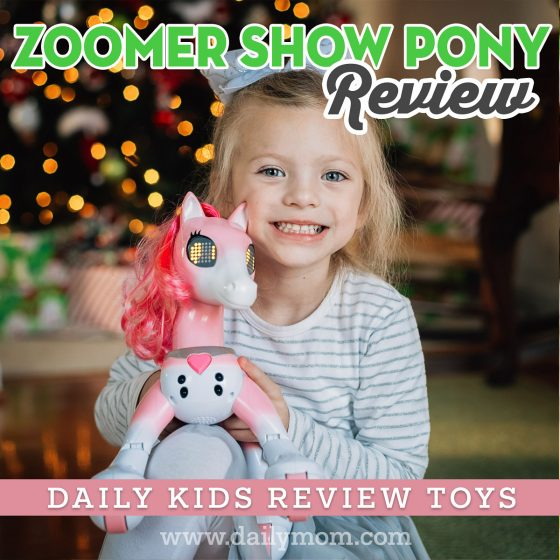 Zoomer Show Pony: Kids Review Toys 1 Daily Mom Parents Portal