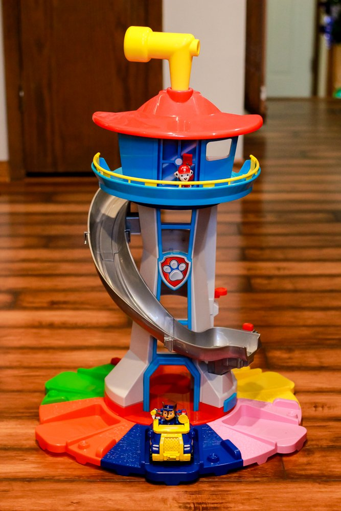 Paw Patrol Life Size Lookout Tower Set 2 Daily Mom Parents Portal