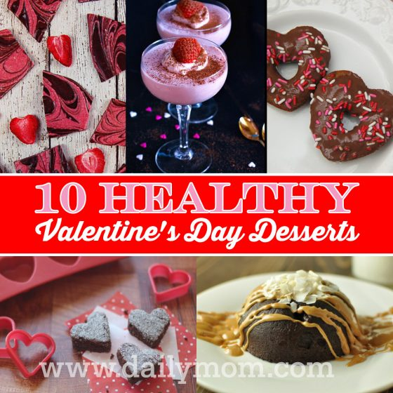 10 healthy Valentine's day desserts 1 Daily Mom Parents Portal