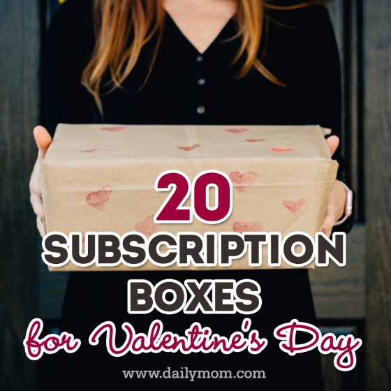 20 Best Subscription Boxes for Valentine's Day That You've Never Heard Of 1 Daily Mom Parents Portal