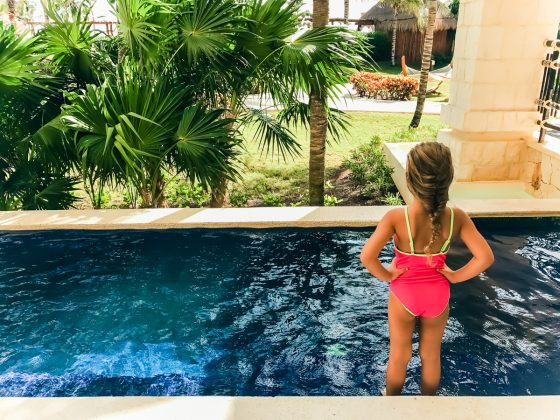 A Family Vacation at Dreams Riviera Cancun 3 Daily Mom Parents Portal