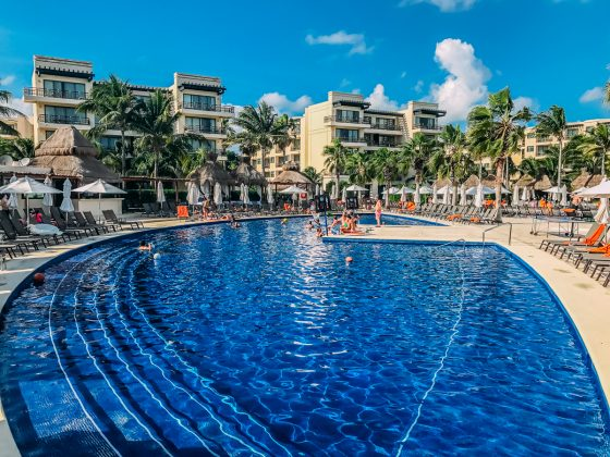 A Family Vacation at Dreams Riviera Cancun 8 Daily Mom Parents Portal