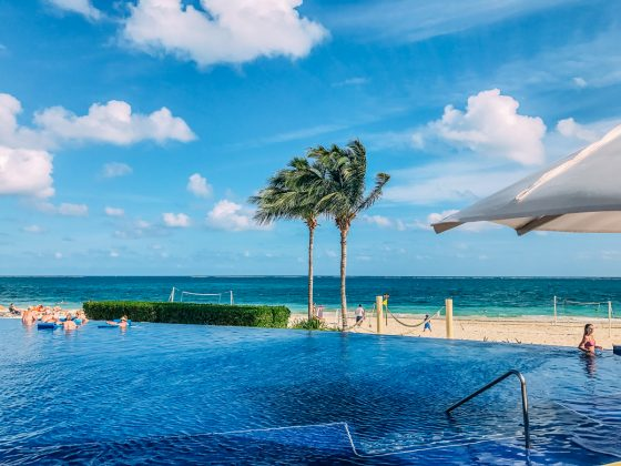 A Family Vacation at Dreams Riviera Cancun 14 Daily Mom Parents Portal