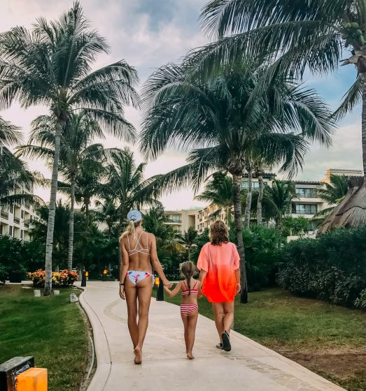 A Family Vacation at Dreams Riviera Cancun 26 Daily Mom Parents Portal