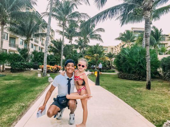 A Family Vacation at Dreams Riviera Cancun 23 Daily Mom Parents Portal