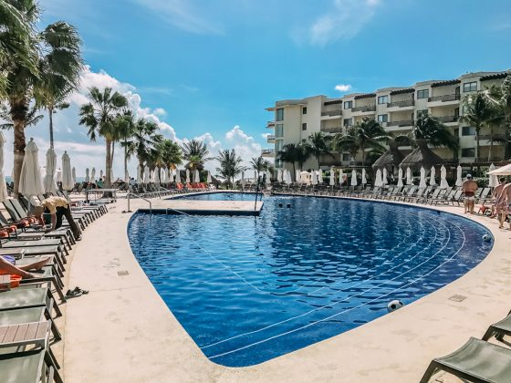 A Family Vacation at Dreams Riviera Cancun 12 Daily Mom Parents Portal