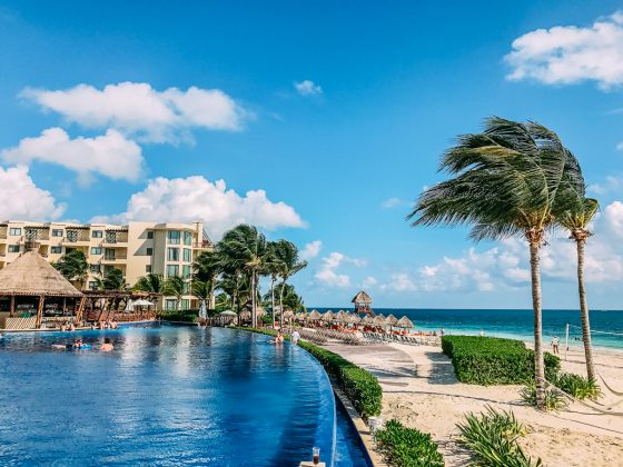 A Family Vacation at Dreams Riviera Cancun 10 Daily Mom Parents Portal