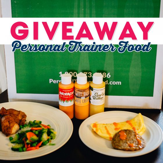 Giveaway: Personal Trainer Food 1 Daily Mom Parents Portal
