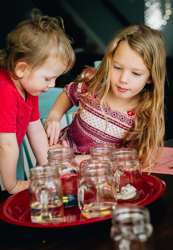 What is Viscosity? A Valentine's Day Experiment 3 Daily Mom Parents Portal