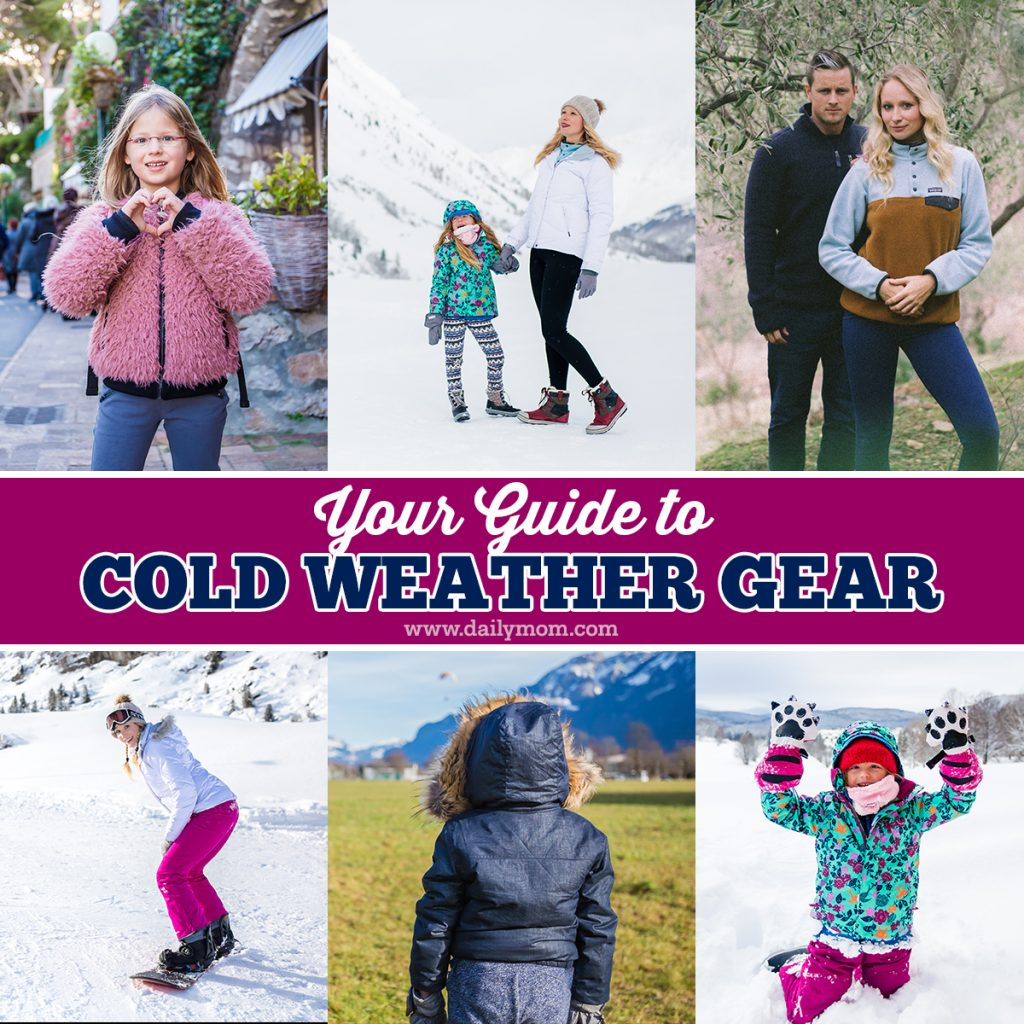 Your Guide to Cold Weather Gear 1 Daily Mom Parents Portal