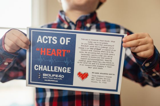 Celebrating Valentine's Day with Acts of Heart 2 Daily Mom Parents Portal