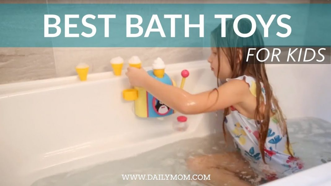Bath Tub Toys: Daily Kids Review Toys