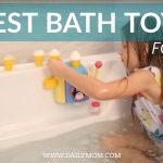 Bath Tub Toys: Daily Kids Review Toys