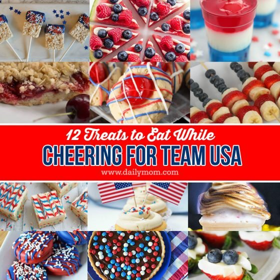12 Treats to Eat While Cheering Team USA 2 Daily Mom Parents Portal