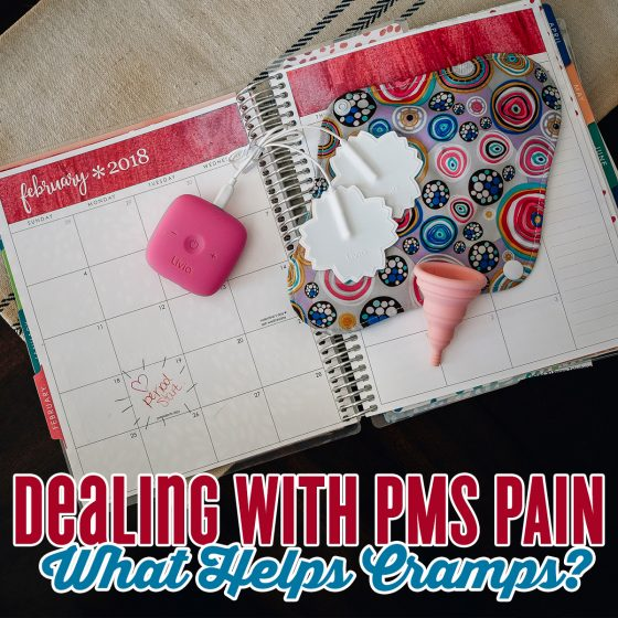 Dealing with PMS Pain | What helps cramps