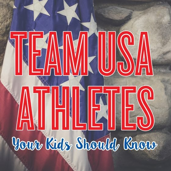 Team USA Athletes Your Kids Should Know 1 Daily Mom Parents Portal
