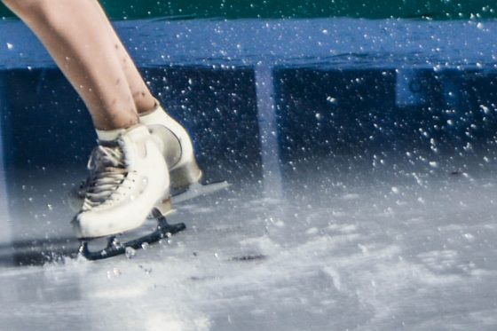 ice skate Team USA