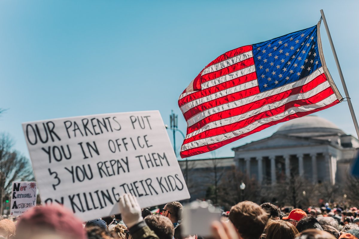Why We March For Our Lives 6 Daily Mom Parents Portal