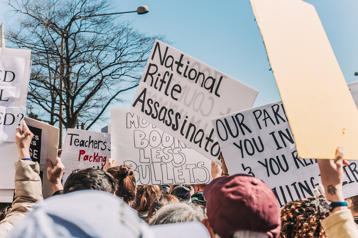 Why We March For Our Lives 3 Daily Mom Parents Portal
