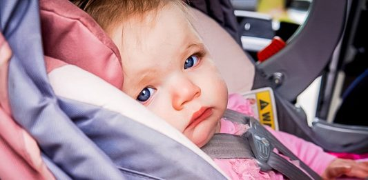 5 Tips To Ensure You Never Forget Your Baby In The Car