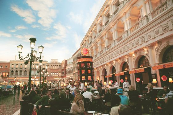 6 Girl Trip Approved Dining Digs In Vegas