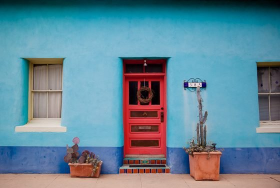 Amazing Doors Of Tucson