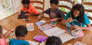 How We Get Back To School As A Homeschooling Family