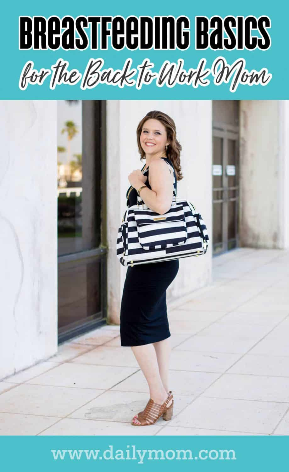 Breastfeeding Basics for the Back to Work Mom 16 Daily Mom Parents Portal