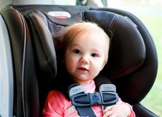 Car Seat Guide: Britax Advocate Clicktight Arb