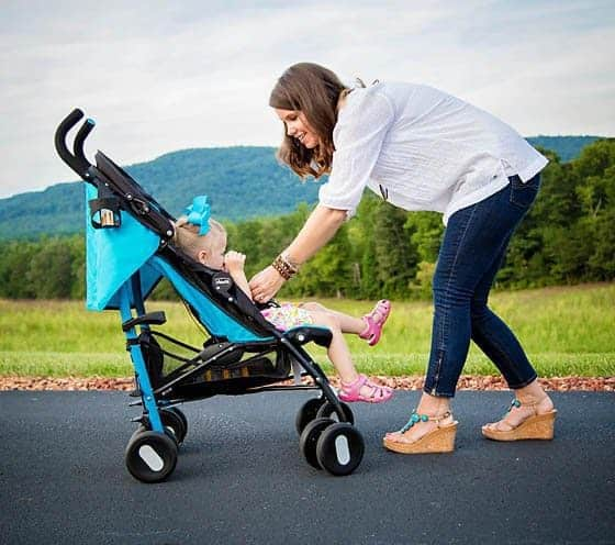 Stroller Guide: Chicco Echo