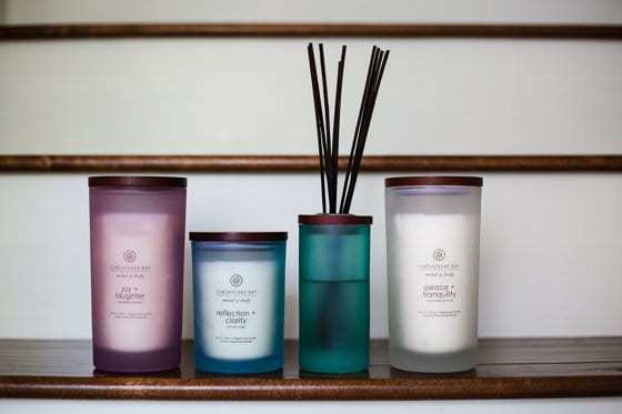 Daily Mom Spotlight: Soothing Scents From Chesapeake Bay Candle