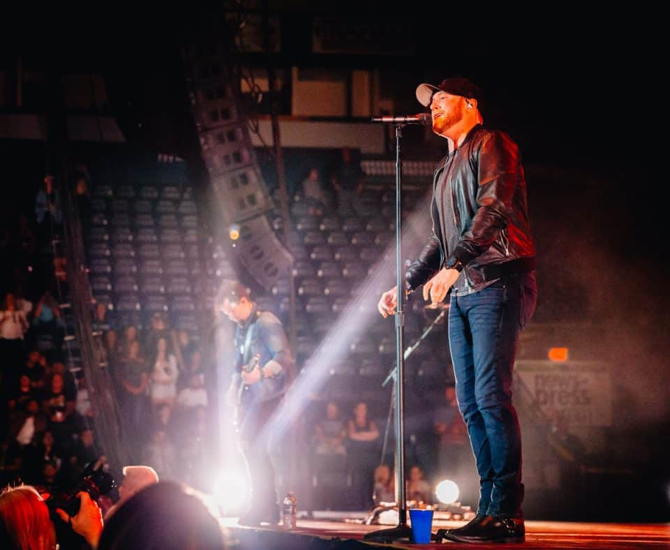 DM Concert Series: Cole Swindell 12 Daily Mom Parents Portal