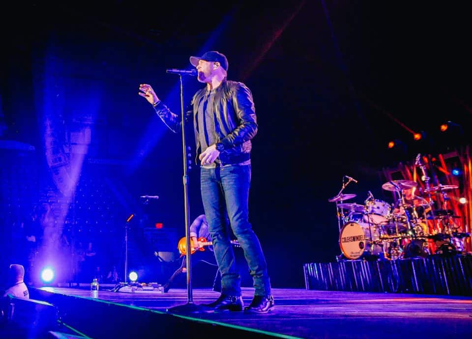 DM Concert Series: Cole Swindell 4 Daily Mom Parents Portal