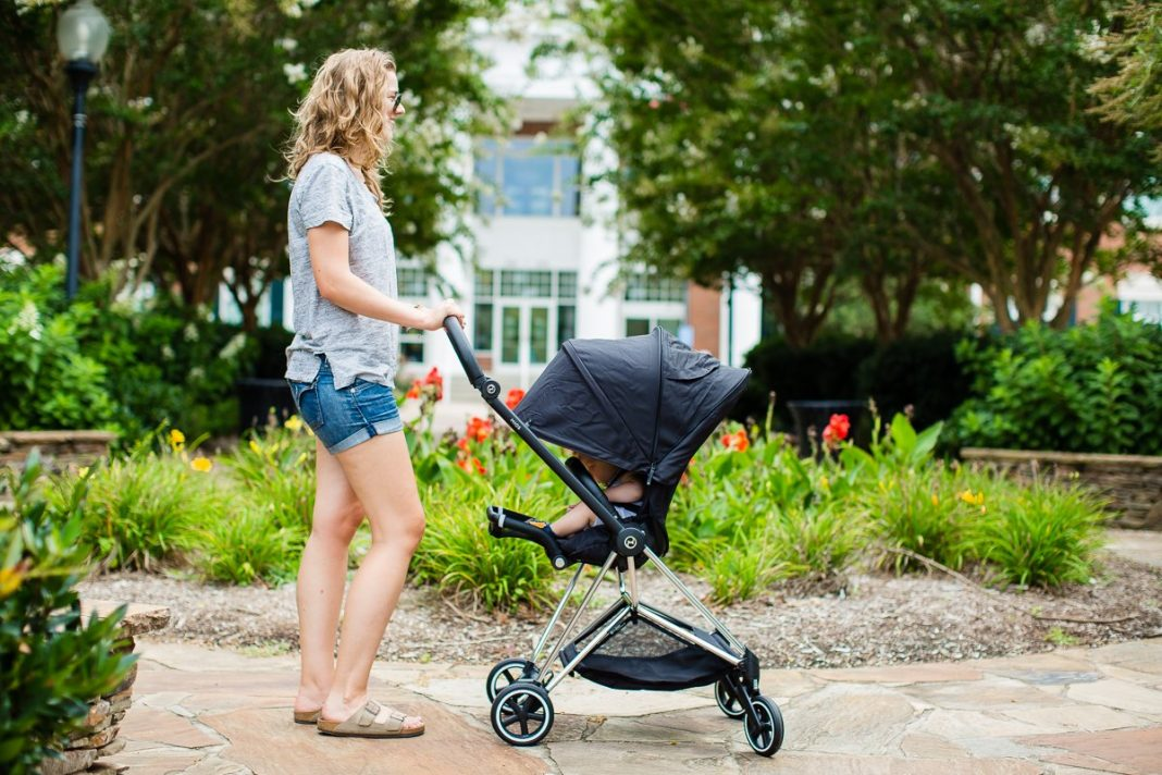 Introducing The Brand New Cybex Mios: Stroll In Breathable Style