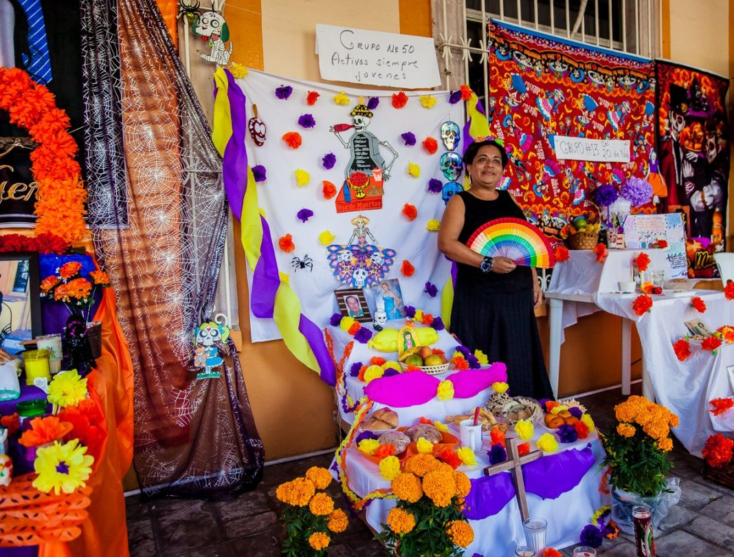 Day Of The Dead In Mazatlan