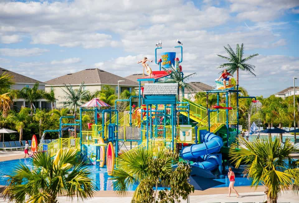 Tour One of the Best Family Resorts in Florida: Encore Resort at Reunion 18 Daily Mom Parents Portal