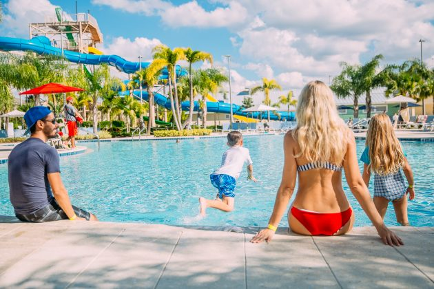 Tour One Of The Best Family Resorts In Florida: Encore Resort At Reunion