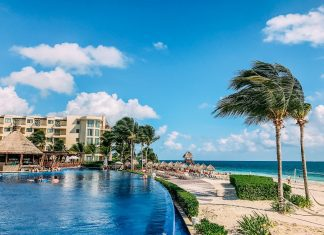A Family Vacation At Dreams Riviera Cancun