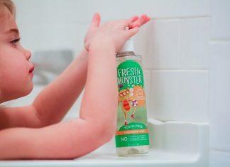 Daily Mom Spotlight: Fresh Monster Haircare For Your Little Monsters!