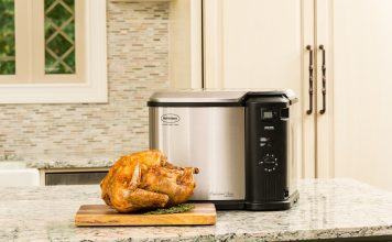 Giving Thanks The Fried Turkey Way