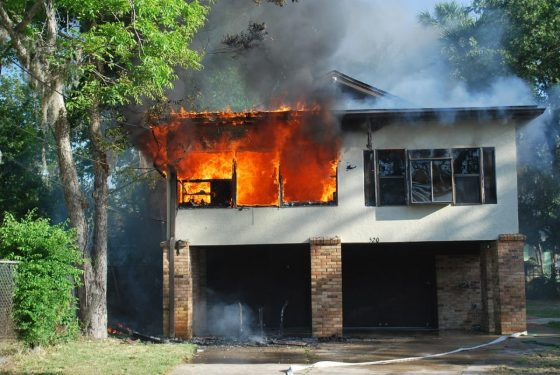 How To Recover After The Disaster Of A House Fire
