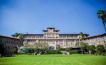 California Classic Luxury: The Langham Huntington Pasadena