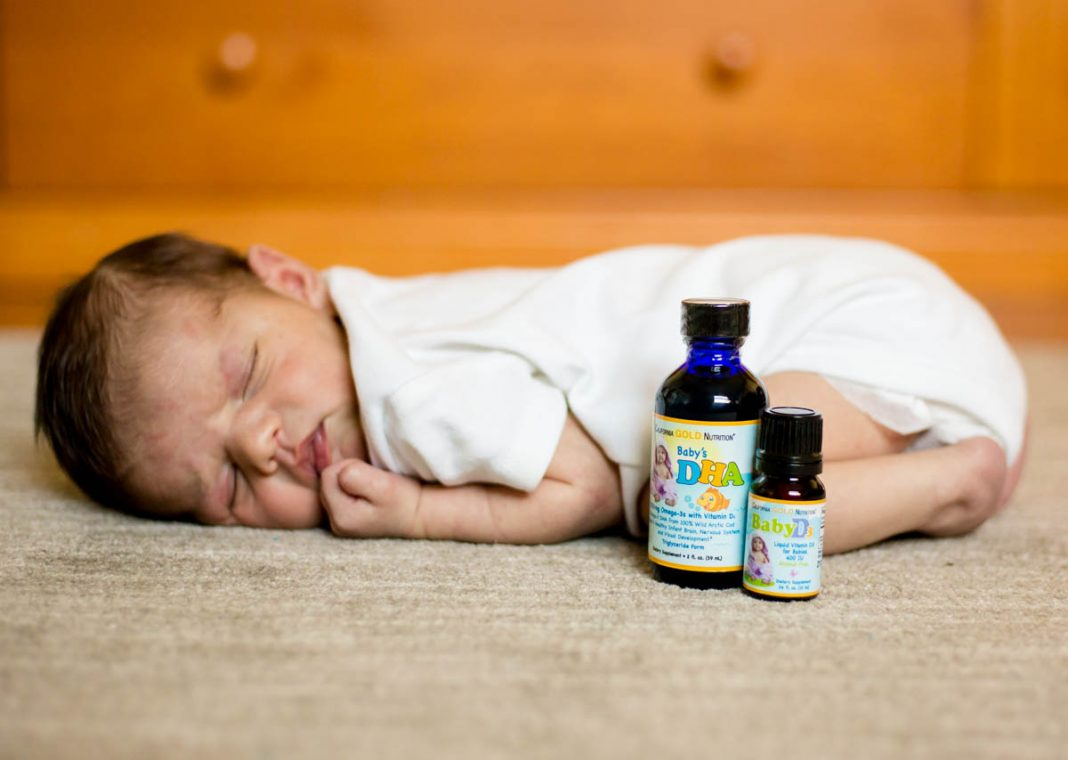 The Ultimate Guide To Liquid Baby Vitamins