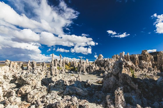 Places To Visit: Mono Lakes & Alien Like Structures