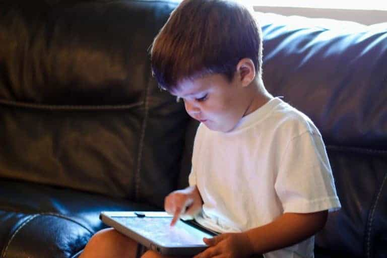 Tech For Tots: Technology's Impact On Young Children
