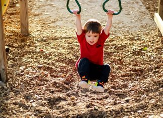 Play To Increase Your Child's Upper Body Strength And Why It Matters
