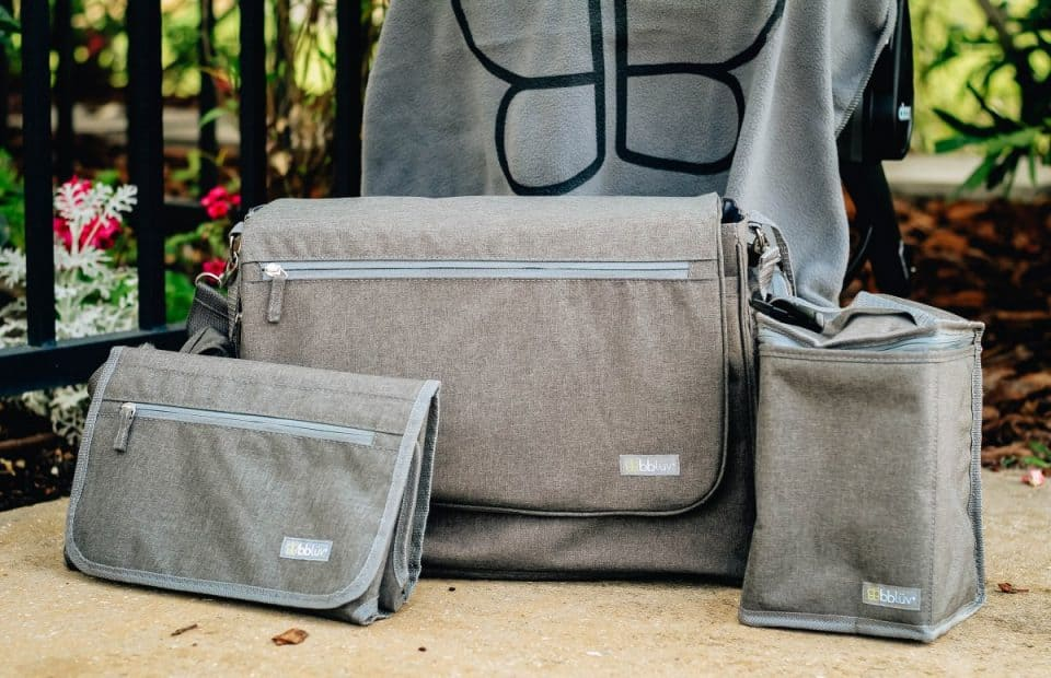 bbluv diaper bag
