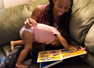Confession: I Don't Read To My Kids Every Night