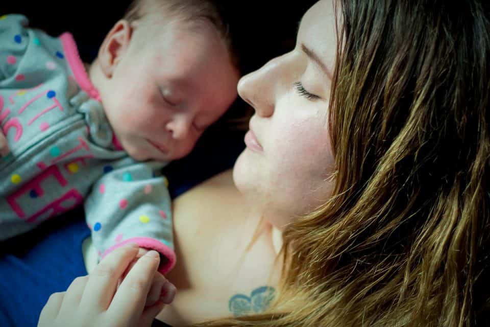 My Unassisted Home Birth Story 1 Daily Mom Parents Portal